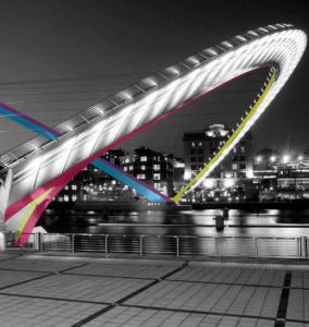 Newcastle-Millenium Bridge1
